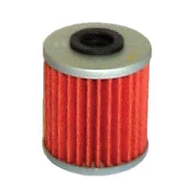Hiflofiltro HF207 Premium Oil Filter: Automotive [5Bkhe0412739]