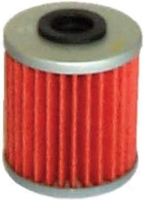 Hiflofiltro HF207-2 2 Pack Premium Oil Filter 2 Pack