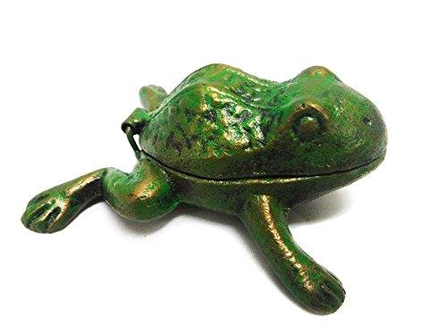 ArtFuzz Frog Key Keeper Set of2 4.5X3.25X2