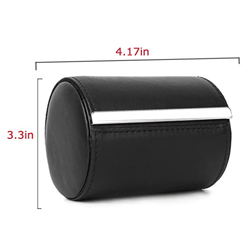 Pro-Cxuy Necktie Tie Roll Travel Case