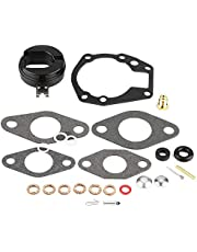 KSTE 25 stuks carburateur Carb reparatie Rebuild Kit compatibel met Johnson/Evinrude 439.071 0.439.071
