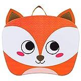 """LapGear Lap Pets Lap Desk for Kids - Fox (Fits up to 15"""" Laptop)"""