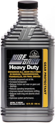 Lubegard 70944 Heavy Duty Gear Protectant, 32 fl. oz.