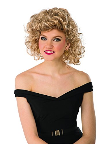 Rubie's Costume Adult Grease Sandy Wig, Bad -