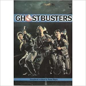 Ghostbusters: Story Book by Anne Digby (1984-12-06)