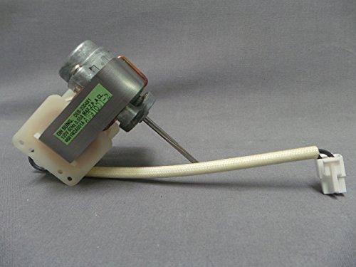 GE 4681W2A001A Microwave Upper Blower Motor