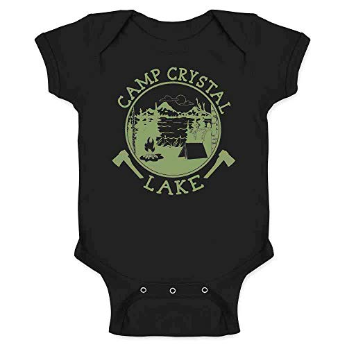 Pop Threads Camp Crystal Lake Counselor Shirt Costume