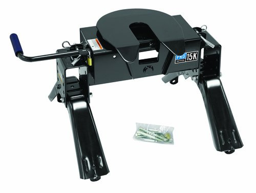 (Reese Fifth Wheel Hitch holds up to 15000 Pounds (Includes: Head, Head Support, Handle Kit and Legs))