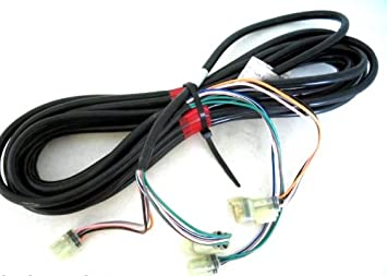 41HiZiQDlQL._SX355_ amazon com yamaha oem trim & tilt oil tank lead wire harness yamaha wire harness at honlapkeszites.co