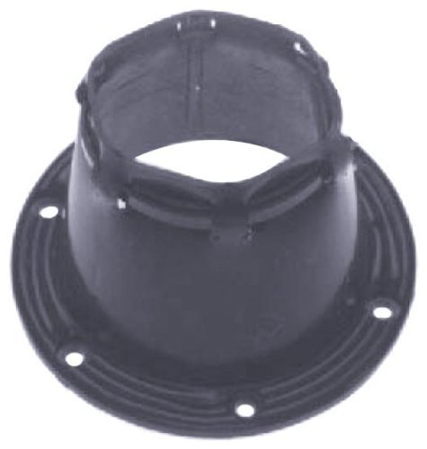 (T-H Marine Cable Boot (3-Inch, Black) by T-H Marine)