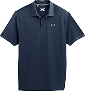 Under armour men 39 s performance polo under for Under armour 3xl polo shirts