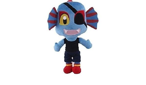 UNDERTALE undyne muñeca de peluche de juguete de felpa para niños Navidad regalos para bebé, niños: Amazon.es: Bebé