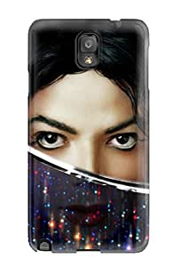 New Style 2152605K93136641 Fashionable Style Case Cover Skin For Galaxy Note 3- Michael Jackson Xscape
