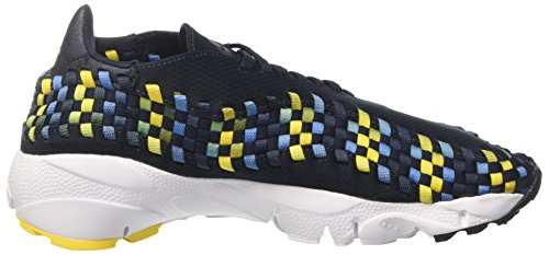 de Woven Multicolor Tour Zapatillas Yellow NIKE Footscape NM para Dark Gimnasia Air Obsidian Hombre USxUgEqwXK