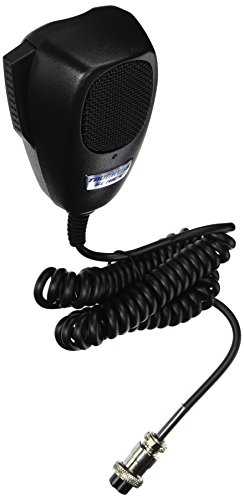 RoadPro TM-2007 Black 4-Pin Noise Canceling CB Microphone