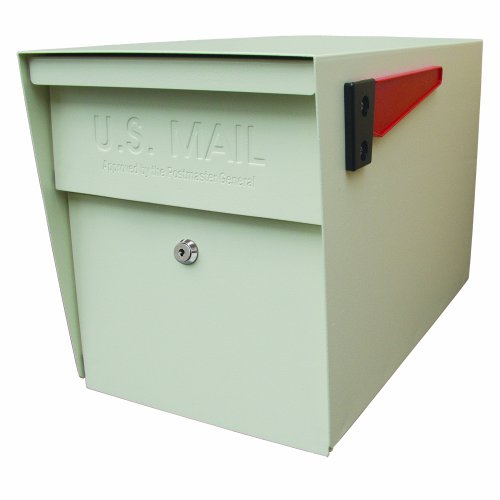 Price comparison product image Mail Boss 7107 Curbside Security Locking Mailbox