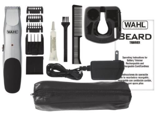 New Wahl 9918-6171 Groomsman Beard and Mustache Trimmer
