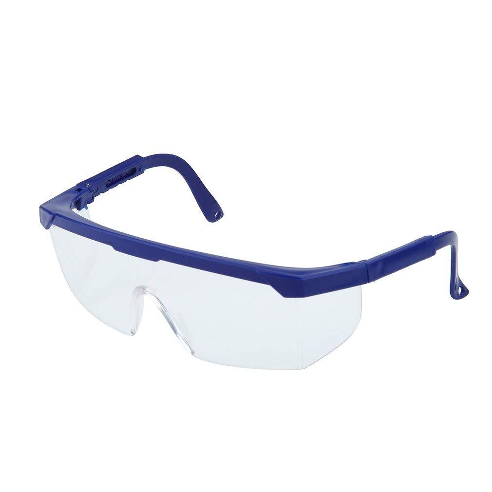 LeobooneWork Safety Eye Protecting Glasses Goggles Lab Dust Paint Dental Industrial Anti-Splash Wind Dust Proof Glasses