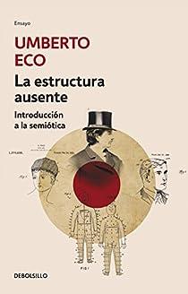 La estructura ausente par Eco