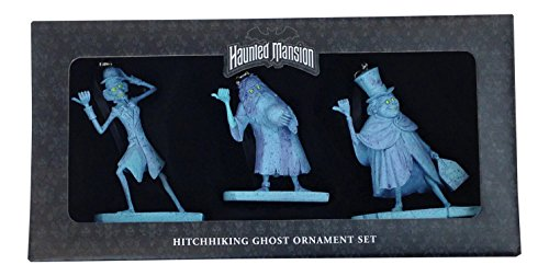 Haunted Mansion Hitchhiking Ghosts Ornament Set of 3 - Disney Parks
