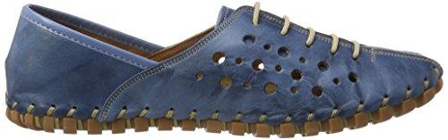 Gemini 31210-02 Zapatos de cuero para mujer Blau