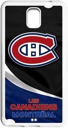 NHL Team Canadiens de Montréal Samsung Galaxy Note 3 N9000 Coque ...