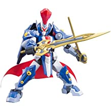 Little Battlers eXperience W - LBX 036 Achilles D9 (Plastic model) by Bandai