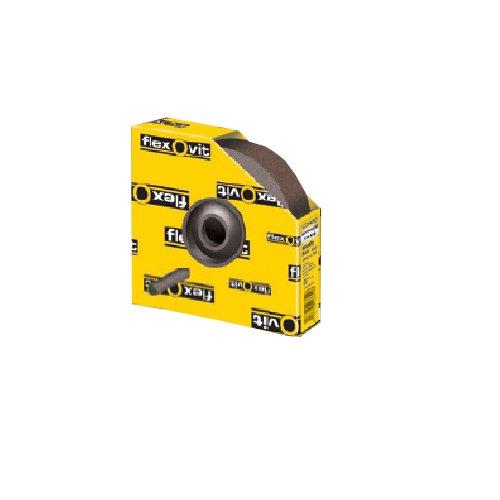 Flexovit abrasif/ /KF271/Grain 120/38/x 25000/mm Rouleau