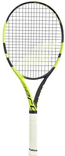 Babolat Pure Aero Lite Black/Yellow Tennis Racquet (4 1/4