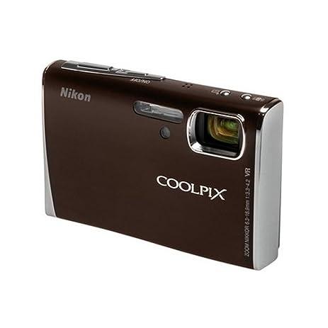 amazon com nikon coolpix s50 digital camera brown camera photo rh amazon com Nikon Coolpix Parts Nikon Coolpix P90 Manual