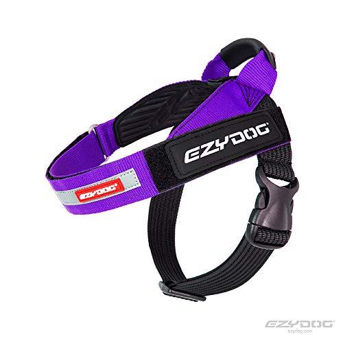 Purple L Purple L EzyDog Express Harness