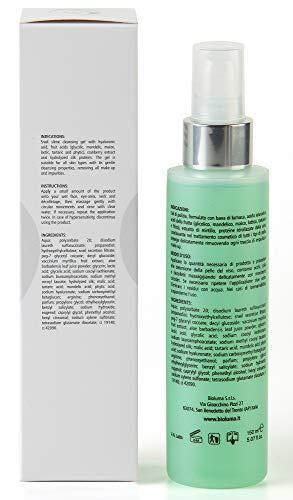 Bioluma Bava di Lumaca Gel Detergente 5