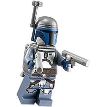 LEGO Compatible Star Wars Episode II Jango Fett Minifigure (75015)