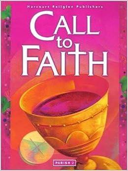 Book Grade 2: Call to Faith (Parish Edition)