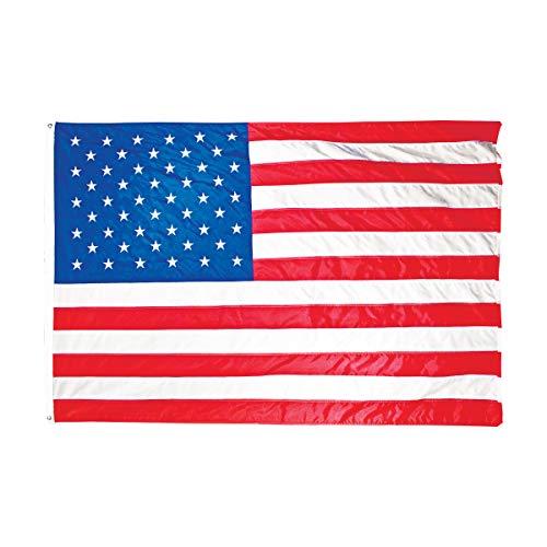 United States Outdoor Nylon Flag, 4' x 6' ()