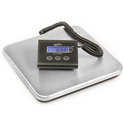 WeighMax 330 Lb Digital Shipping Scale