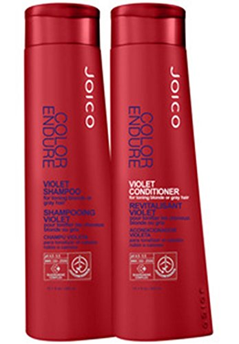 Joico Color Endure Violet Shampoo & Conditioner Pack For ...