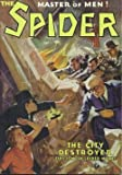 img - for The Spider: The City Destroyer book / textbook / text book