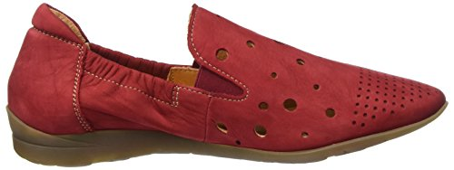 Think 72 Loafers Wunda kombi red Red Women''s zrz0wqFP