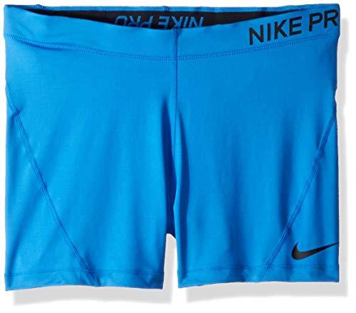 Nike Pro 3 Training Shorts Signal Blue Small by Nike (Image #2)