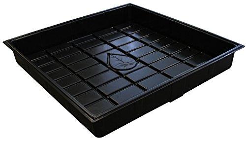 - Botanicare Tray 4 ft x 4 ft ID - Black