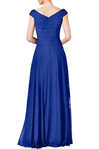 azul Vestido Topkleider trapecio mujer para real B8wqFvxw