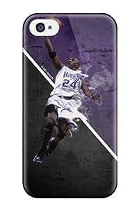 Awesome Case Cover/iphone 4/4s Defender Case Cover(sacramento Kings Nba Basketball (39) )