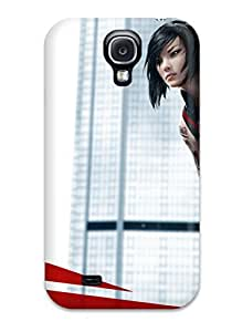 Best Fashion Tpu Case For Galaxy S4- Mirror's Edge 2 Game Defender Case Cover