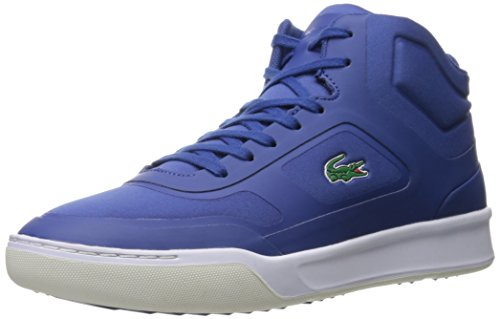 Sneaker Explorateur Blue SPT 1 Dark 416 SPM Mid Fashion Men's Lacoste 8qx6w7RC