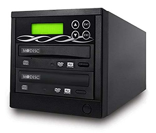 Bestduplicator BD-SMG-1T 1 Target 24x SATA DVD Duplicator with Built-In Samsung Burner (1 to 1)