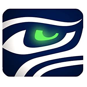 Custom Seattle Seahawks Mouse Pad Gaming Rectangle Mousepad CM-1619