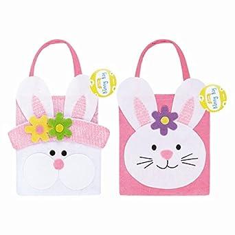 Stalwart g-24083 bolsa de fieltro de conejo de Pascua: Amazon.es: Industria, empresas y ciencia