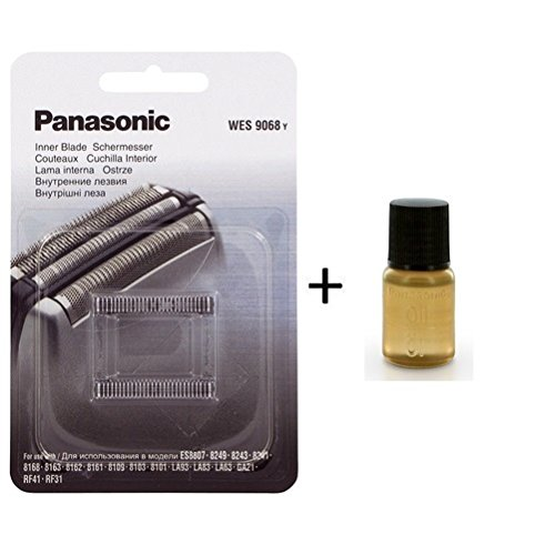 Panasonic Replacement Stainless Steel Cutter with 6ml Blade