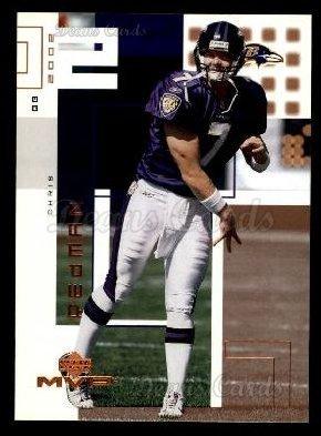 # 17 Chris Redman Baltimore Ravens (Football Card) Dean's Cards 8 - NM/MT Ravens ()